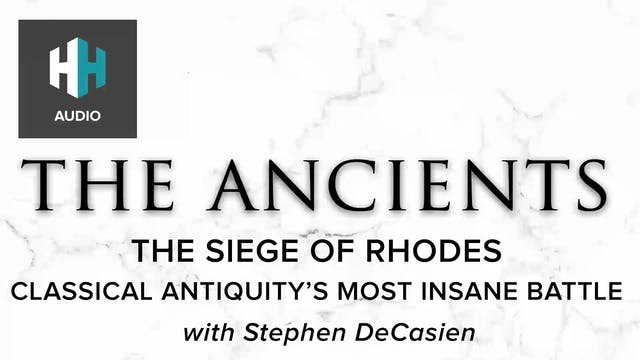 🎧 The Siege of Rhodes: Classical Anti...