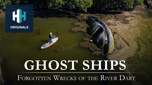 Ghost Ships: Forgotten Wrecks of the River Dart