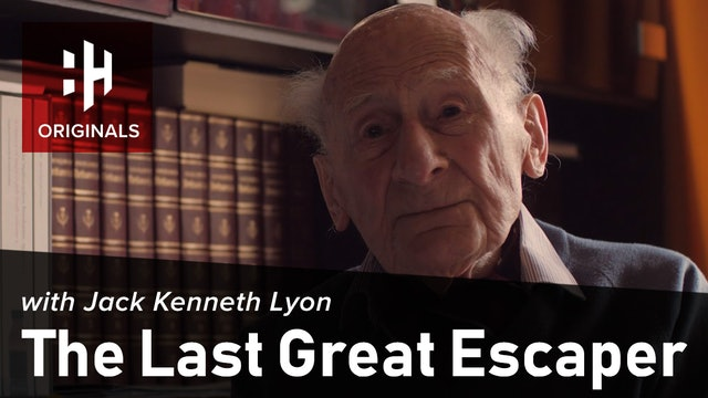 Jack Kenneth Lyon: The Last Great Escaper