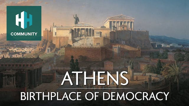 Athens: Birthplace of Democracy