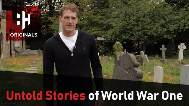 Untold Stories of World War One