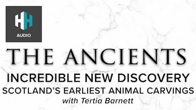 🎧 Scotland's Earliest Animal Carvings: Incredible New Discovery