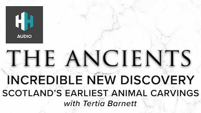 🎧 Scotland's Earliest Animal Carvings...