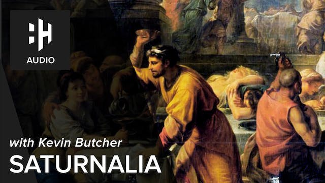 🎧 Saturnalia with Kevin Butcher