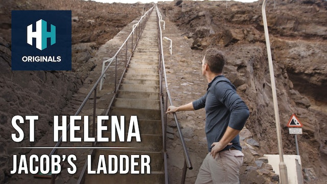 St Helena: Jacob's Ladder