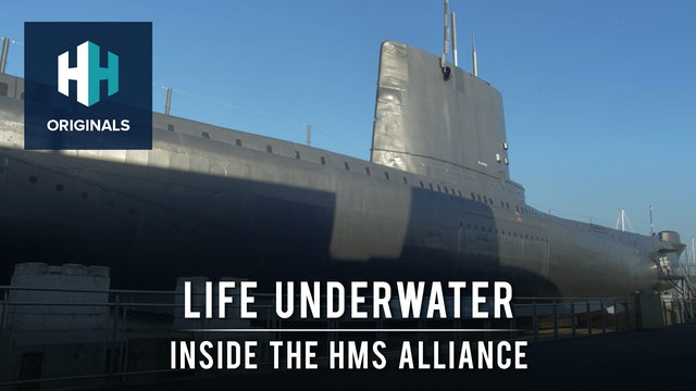 Life Underwater: Inside the HMS Alliance