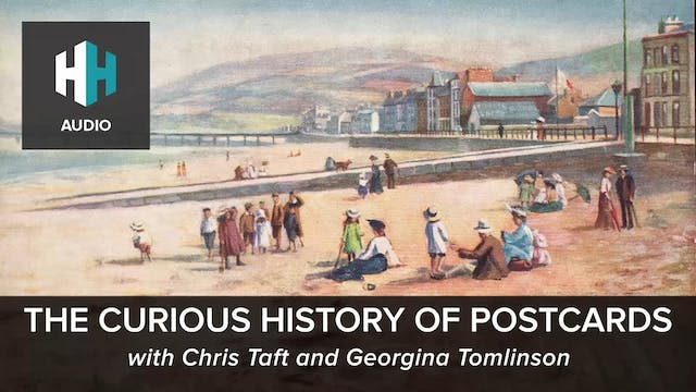 🎧 The Curious History of Postcards
