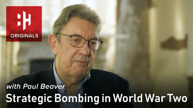 Strategic Bombing in World War Two with Paul Beaver