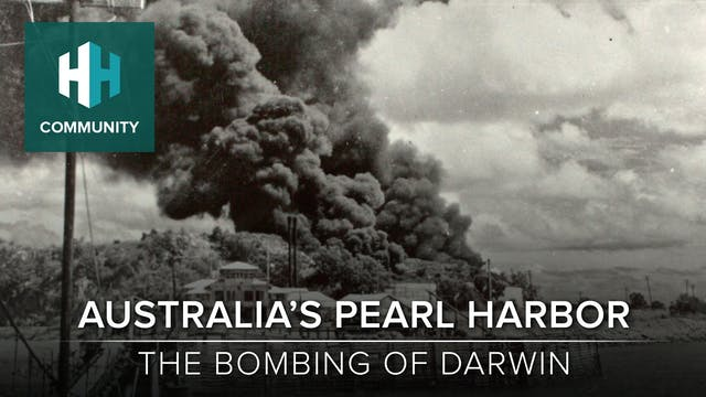 Australia's Pearl Harbor: The Bombing...