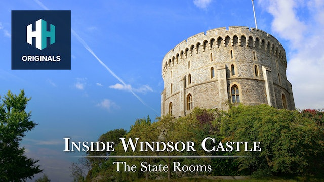 Inside Windsor Castle: The State Rooms