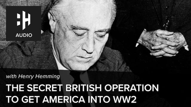 🎧 The Secret British Operation to Get...