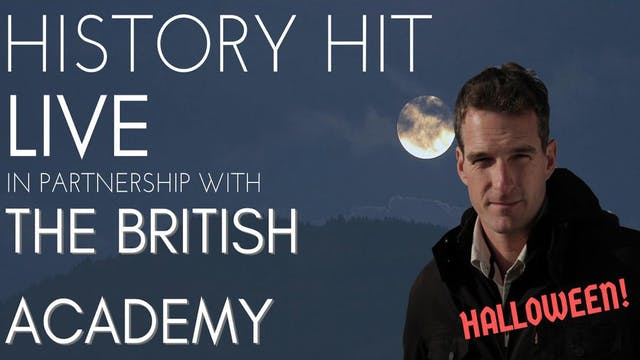 History Hit Live: Halloween Special