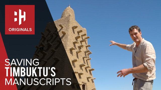 Saving Timbuktu's Manuscripts