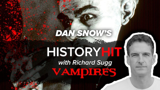 Vampires with Richard Sugg