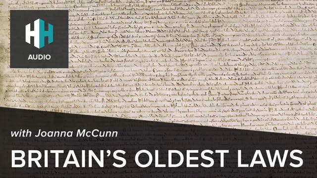 🎧 Britain's Oldest Laws