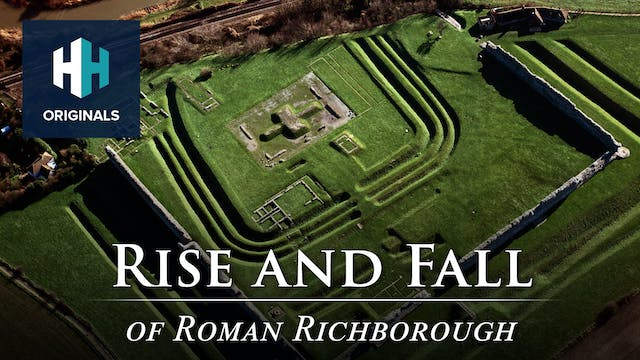 Rise and Fall of Roman Richborough