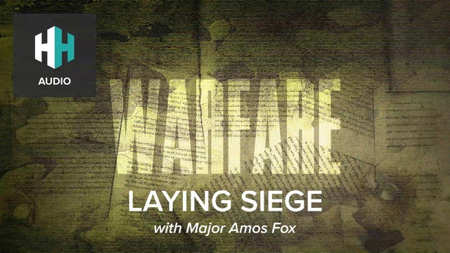 🎧 Laying Siege