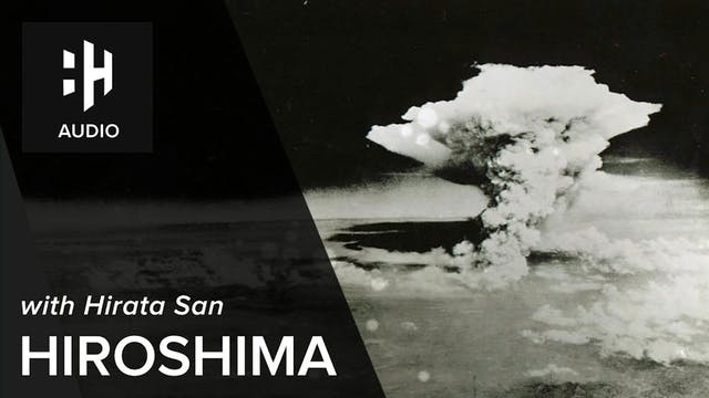🎧 Hiroshima with Hirata San