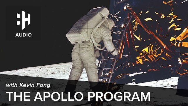 🎧 The Apollo Program with Kevin Fong