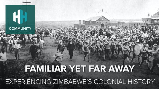 Familiar Yet Far Away: Experiencing Z...