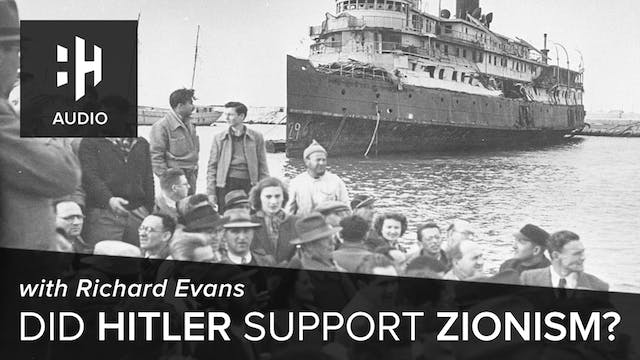 🎧 Did Hitler Support Zionism? with Si...