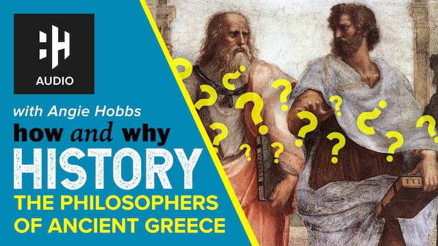 🎧 The Philosophers of Ancient Greece