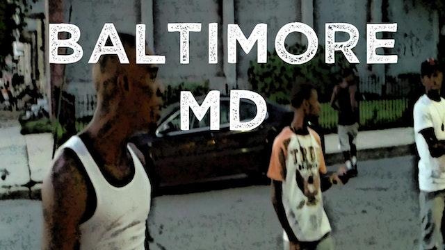 History Of Tha Streetz: Baltimore