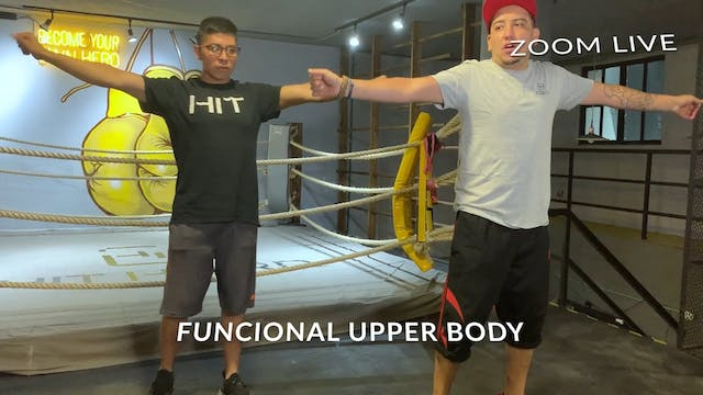 ZOOM FUNCIONAL UPPER BODY NEF