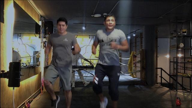 """Vimeo Box Avanzado con Seth """"La Roca"""" y Beto"""
