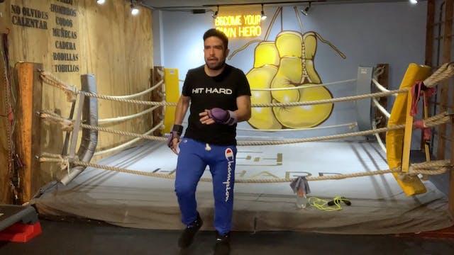 Boxea con Torito Super Cardio