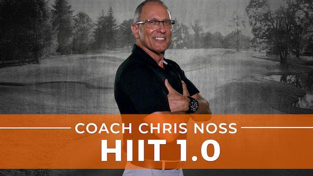 Coach Noss: HIIT 1.0