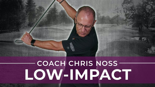 Coach Noss: Low Impact Golf Fitness Training Program