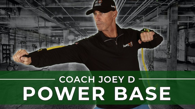 Coach Joey D: Power Base