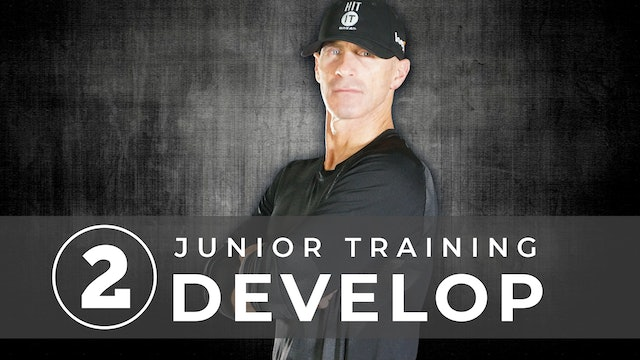 Junior Training: Develop 2