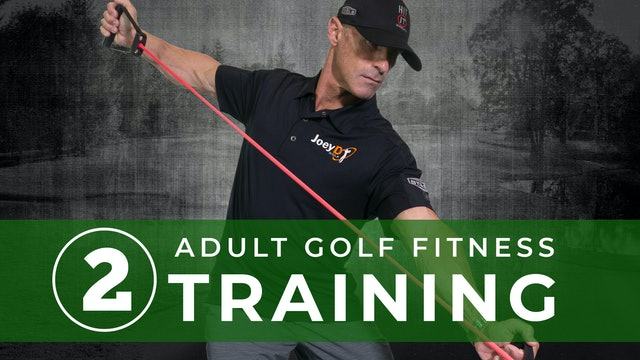 Golf Fitness Training 2