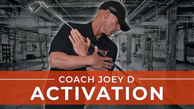 Coach Joey D: Activation