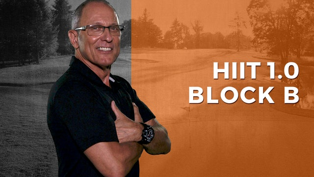 HIIT 1.0 - Block B