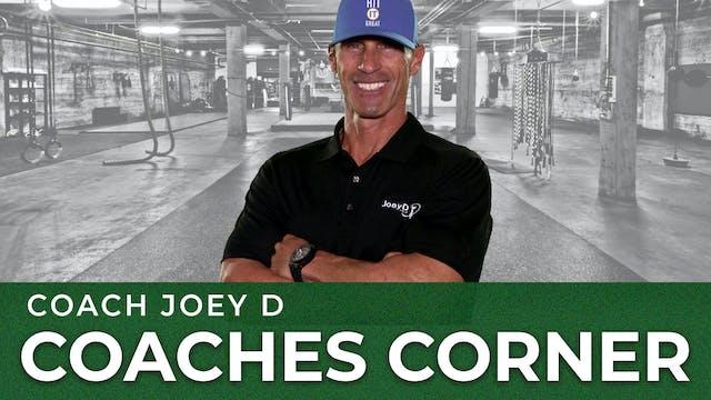 Coach Joey D
