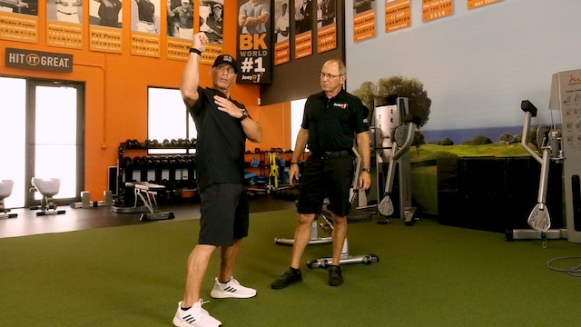 Questions For Coach: What's Good For Shoulder Mobility?