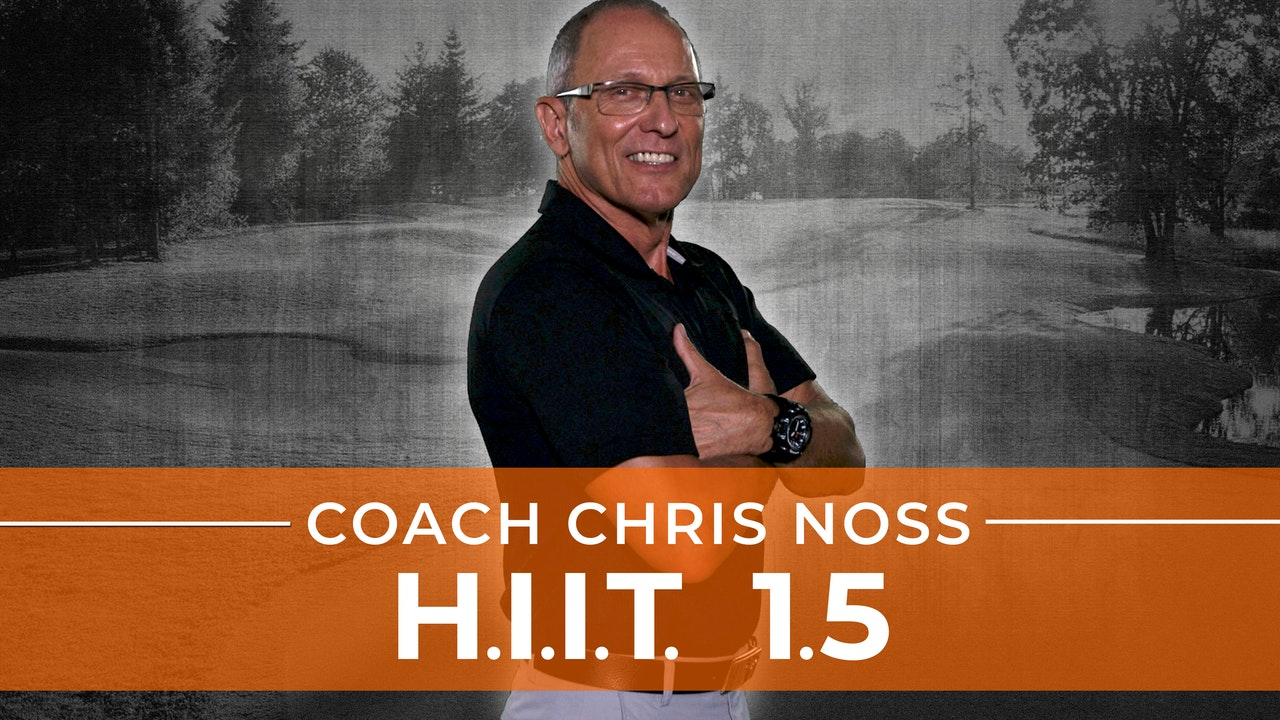 Coach Noss: HIIT 1.5