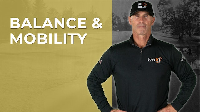 Golf-Specific Balance & Mobility
