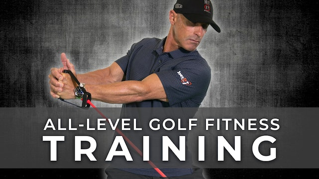 Coach Joey D: Adult Golf Fitness Training