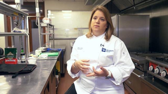 Chef Jeanette Ozga