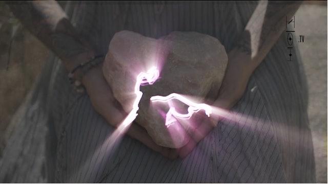 Healing meditation with Rose Quartz