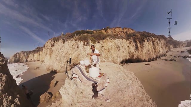 Crystal Sound Bath at El Matador Beach