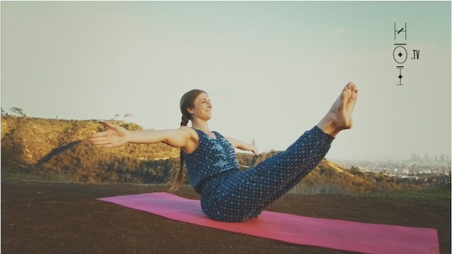 Yoga Moves for a Cancer