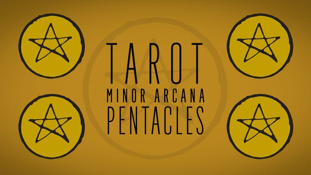 Minor Arcana Pentacles