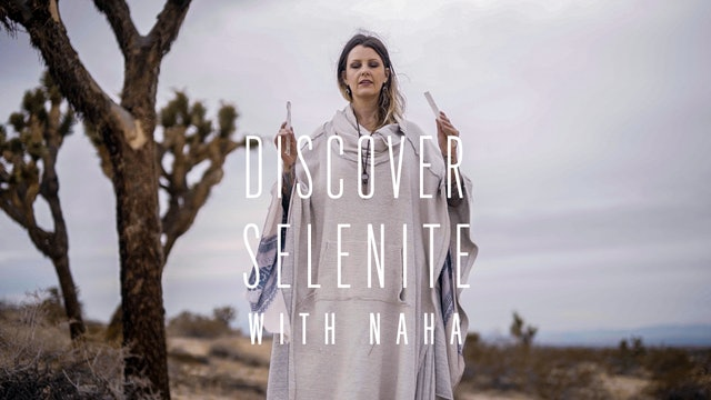 Discover Selenite