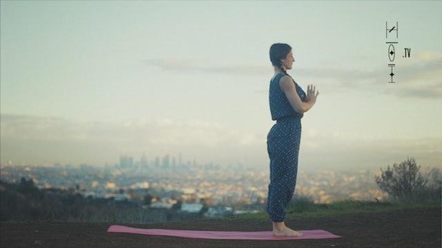 Yoga Moves for an Aquarius