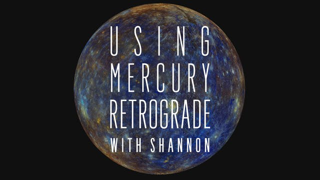 Using Mercury Retrograde